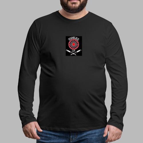 DinglarlivHorta - Långärmad premium-T-shirt herr