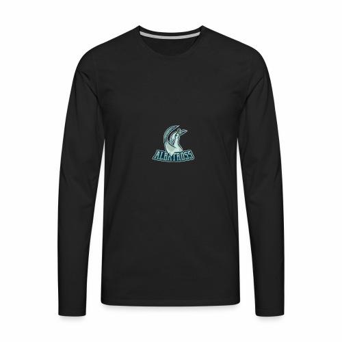 ag logo - Männer Premium Langarmshirt