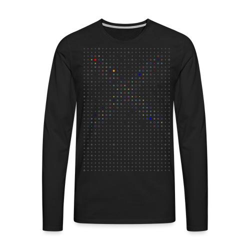 Reload Records X - Mannen Premium shirt met lange mouwen