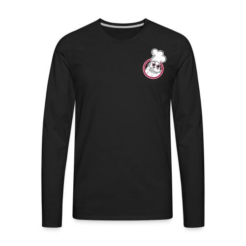 Moe - Männer Premium Langarmshirt