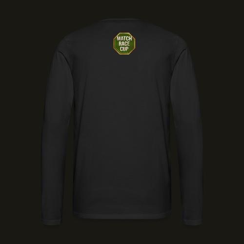 Signet-Match-Race-Cup - Männer Premium Langarmshirt