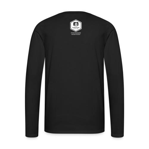 Logo T-Shirt 2 - Männer Premium Langarmshirt