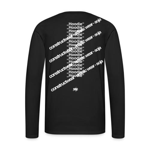 soja - Männer Premium Langarmshirt