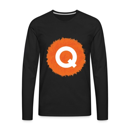 AvenueQ logo Ts - Men's Premium Longsleeve Shirt