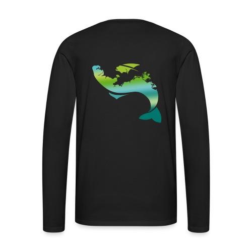 Küstenfisch - Männer Premium Langarmshirt