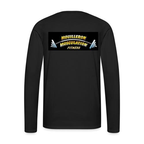 MMN - T-shirt manches longues Premium Homme