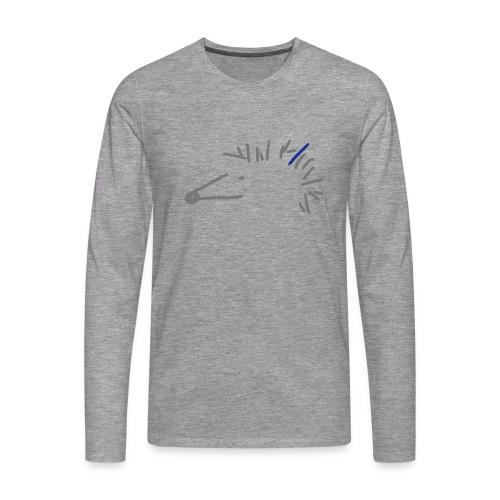 ina1 - Männer Premium Langarmshirt