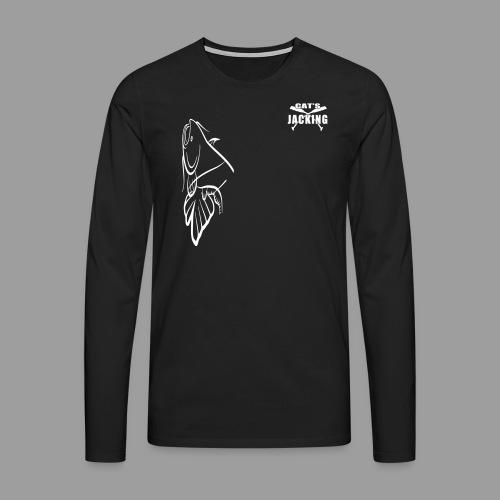 Cat's Jacking - T-shirt manches longues Premium Homme