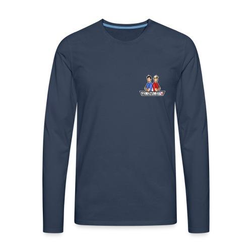 FaNaZuMa Tv - T-shirt manches longues Premium Homme
