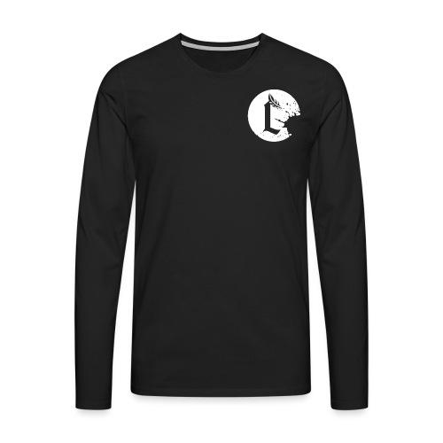 Convictive Longsleeve - Männer Premium Langarmshirt