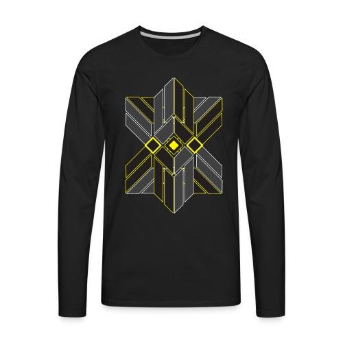 1 - Men's Premium Longsleeve Shirt