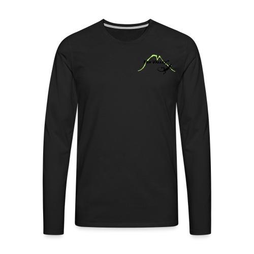 Logo Fun Valley - T-shirt manches longues Premium Homme