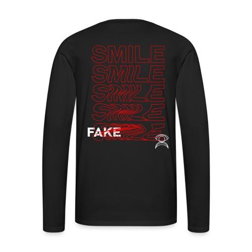 SM-173 - Men's Premium Longsleeve Shirt