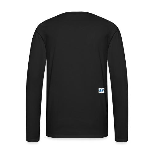 SaigraOida jpg - Männer Premium Langarmshirt