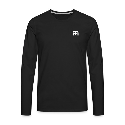 TM_Sticker_2018_TM - Männer Premium Langarmshirt