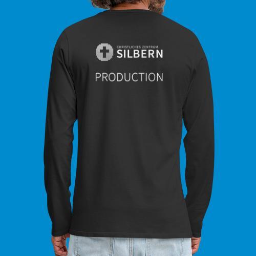 Silbern Production - Männer Premium Langarmshirt