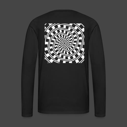 spirale 23 - T-shirt manches longues Premium Homme