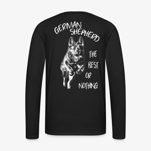 GS the best or nothing - Men's Premium Longsleeve Shirt