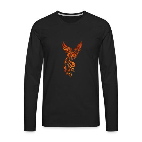 Main Logo Web - Men's Premium Longsleeve Shirt