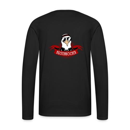 Küstenrocker - Männer Premium Langarmshirt
