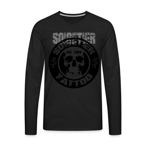 logo bad1 - Männer Premium Langarmshirt