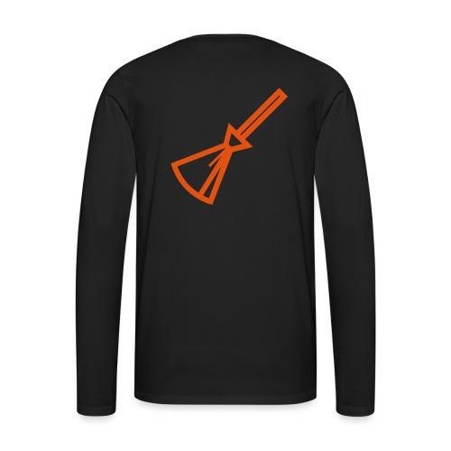 Balais Balais Wiccan Wicca ! - T-shirt manches longues Premium Homme