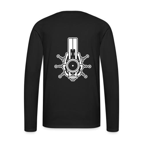 Node Core - T-shirt manches longues Premium Homme