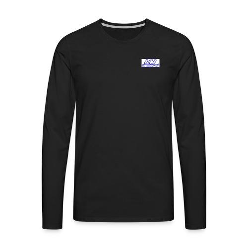 logo oico grand - T-shirt manches longues Premium Homme