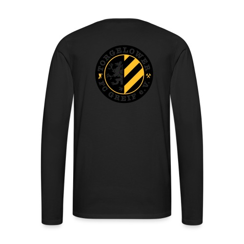 logo farbe - Männer Premium Langarmshirt