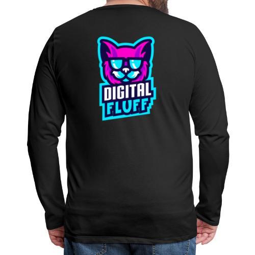 DigitalFluff - Men's Premium Longsleeve Shirt