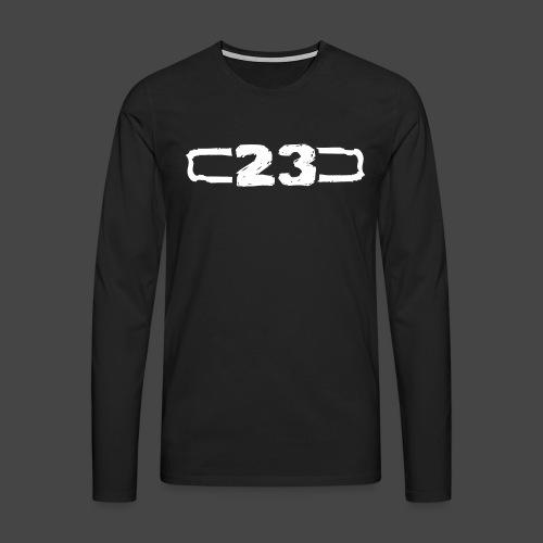 Tekno people 23 - T-shirt manches longues Premium Homme