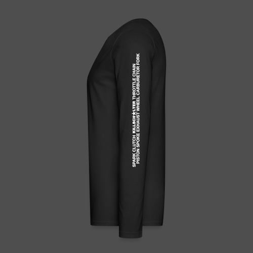Motoparts ONE 9MP11 - Männer Premium Langarmshirt