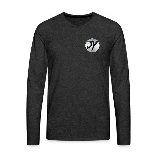 Logo Officiel - T-shirt manches longues Premium Homme