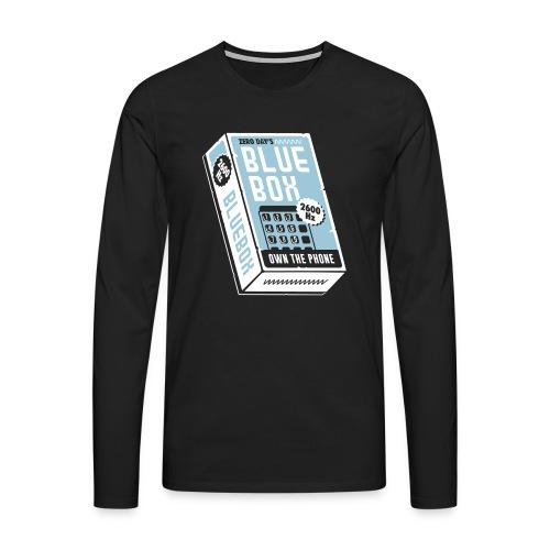 Own the Phone - Men's Premium Longsleeve Shirt