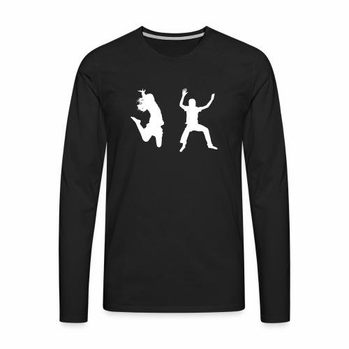 Trampoline - Men's Premium Longsleeve Shirt