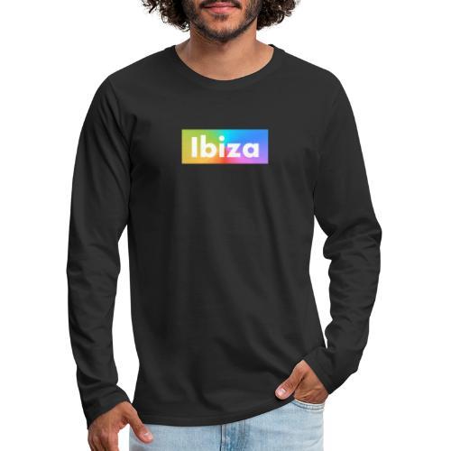 IBIZA Color - Men's Premium Longsleeve Shirt