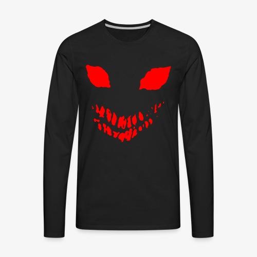 Dark Blood Hunter - Maglietta Premium a manica lunga da uomo