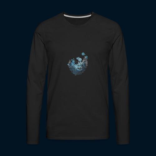 Camicia Flofames - Maglietta Premium a manica lunga da uomo