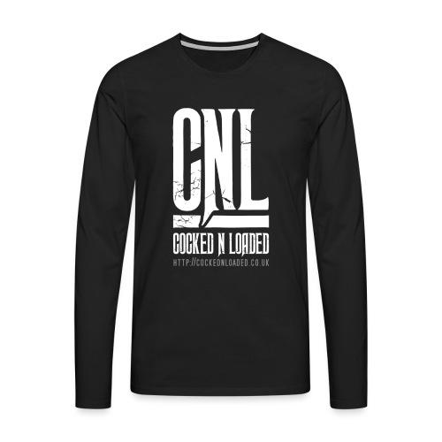 CNL_001 - Men's Premium Longsleeve Shirt