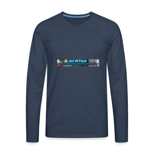 banner - Men's Premium Longsleeve Shirt