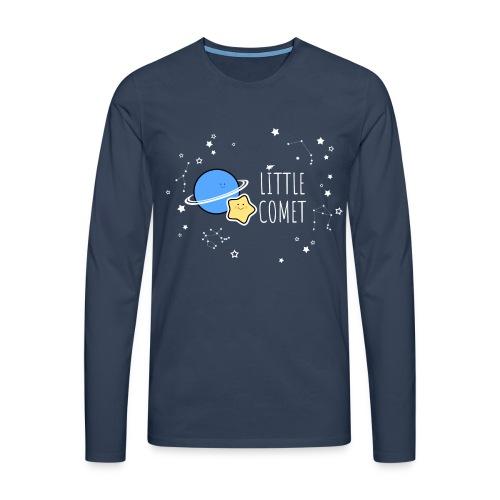 Little Comet - Miesten premium pitkähihainen t-paita