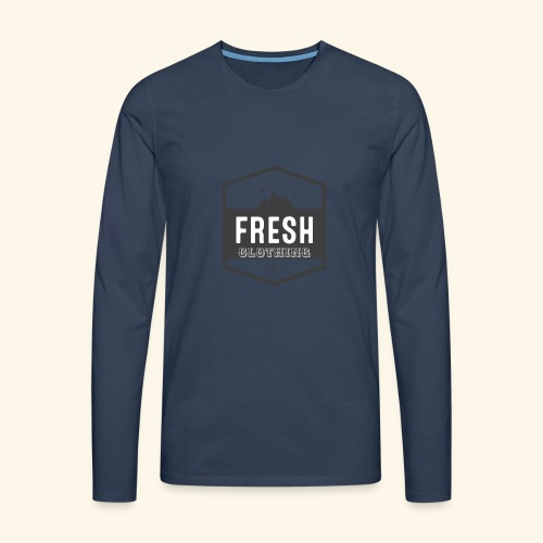 fresh - Men's Premium Longsleeve Shirt