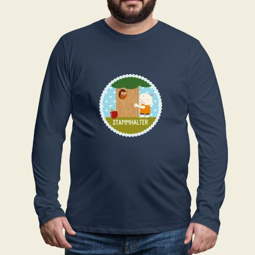 Stammhalter - Männer Premium Langarmshirt