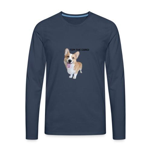 Silly Topi - Men's Premium Longsleeve Shirt