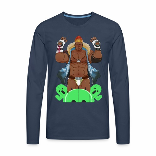For N.O.R.A. - Men's Premium Longsleeve Shirt