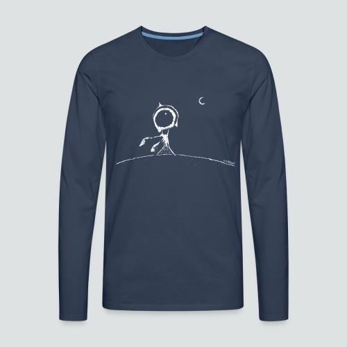 pflanze2 png - Männer Premium Langarmshirt