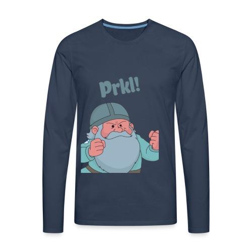 Mr.Prkl - Men's Premium Longsleeve Shirt