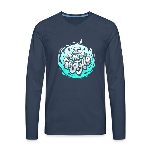 CASUAL - Men's Premium Longsleeve Shirt