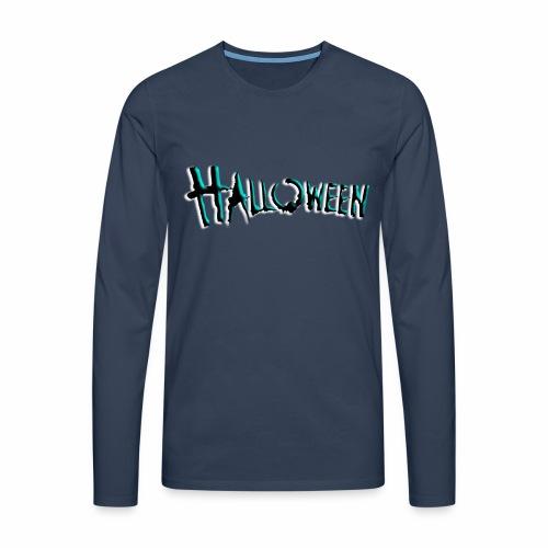 Halloween 'Tee' - T-shirt manches longues Premium Homme