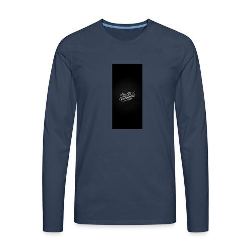 Pablo poncio - Camiseta de manga larga premium hombre
